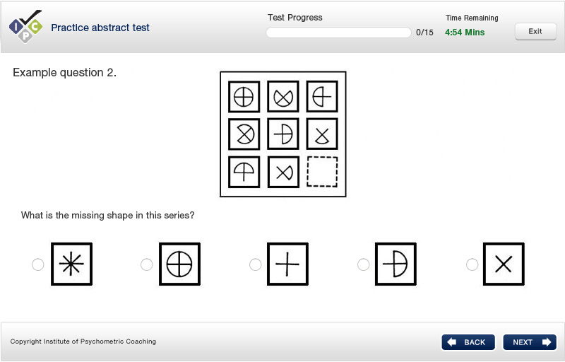 Practice abstract aptitude tests and courses example question 2 ccuart Image collections