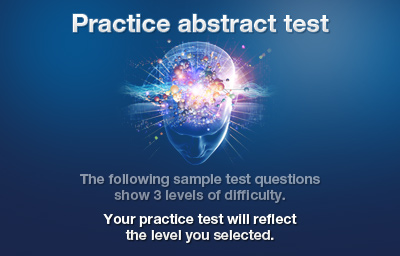Practice abstract test introduction