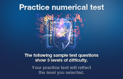 Practice numerical test introduction