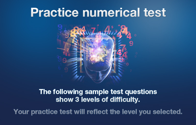 What to expect in your numerical aptitude test including