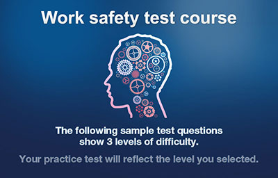 Work Safety Course introduction